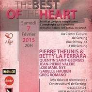 15 sourires pour le coeur. The best of the heart