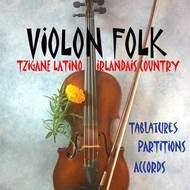 Violon Folk Tablatures pour violon
