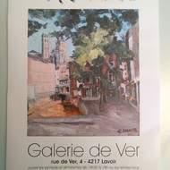 """EXPOSITION DE PEINTURES """"GILBERT HENEFFE"""