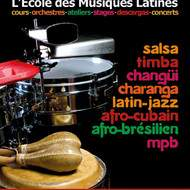 L'ISAAC, l'Ecole des Musiques Latines