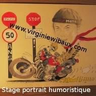 Stage Portrait Humoristique
