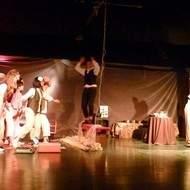 Ateliers Théâtre, Danse contemporaine, Atelier Comédie musicale, Percussions Afro Brésilienne,Salsa,Ragga et cours de guitare