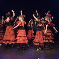 Le Village Chorégraphique - Cours de flamenco pour enfants