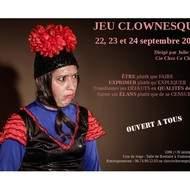 Stage Clown tout public adulte