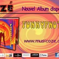 OZé  - nouvel album disponible : FUNKYPNOTIC